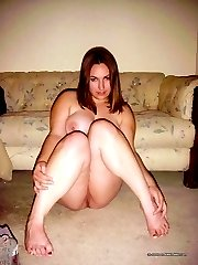 Hot and sultry chubby honey