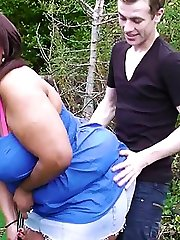 Tastey choco fattie hooks up with her golf coach and gets dicked rigid