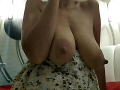 Sexy Milf With Big Natural Tits Point Of View