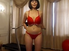Slutty sexy history teacher on cam