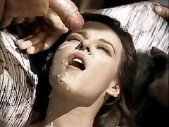 Tina Tyler Gangbang. Lots of Jism to conclude!