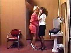Lacy Rose & Debi Diamond : 2 Wild Pigs - 1 Rope On