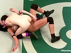 History in the Making Ultimate Inhale Out Beretta vs Wrestling Virgin