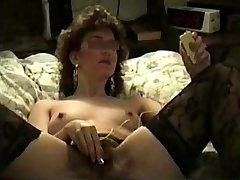 The Complete Warm, Hairy Wife Homemade Sex Tap