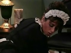 Old School Vignette Heather Lee As A Maid