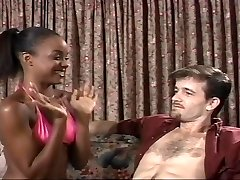 Youthful Ebony Sinnamon Enjoy and Michael J Cox
