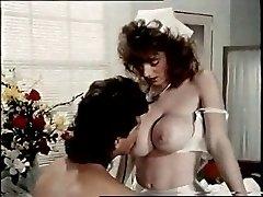 Vintage Big Knocker Nurse