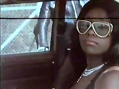 Antique movie with this ebony stunner getting gangbanged hard