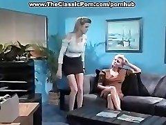Best lesbian fuck in the office