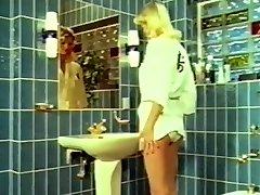 Retro Urinating