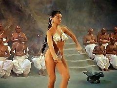 SNAKE DANCE - antique erotic dance tease (no nudity)
