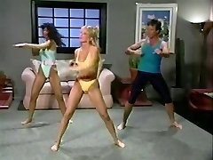 THAT'S THE WAY - vintage exercise fitness hardcore vid