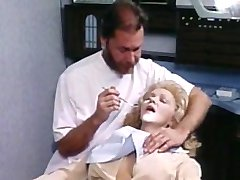 Jennifer Welles and her dentist
