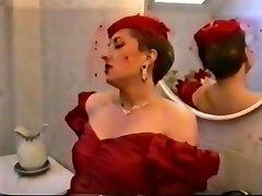 bizarní svatební vintage