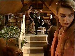 Zara Whites in a old school Italian video
