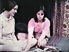 Sapphic Peepshow Loops 641 60's and 70's - Scene 8