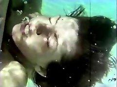 Vintage Underwater orgy