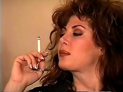 Classical Dark Haired Smoking Solo