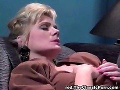 Greatest lesbian fuck in the office