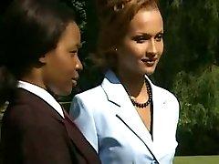 Klasičen italijanski schoolgirls