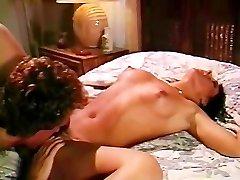 Hyapatia Lee, Joey Silvera in explosive climaxes in hot vintage erotica