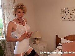 Mature English Caroline