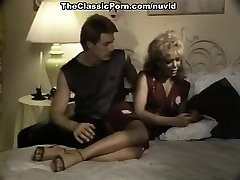 Colleen Brennan, Karen Summer, Jerry Butler in old-school porno