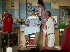 Celeb Actress Anna Galiena Romantic Bang-out Scenes