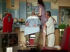 Celeb Actress Anna Galiena Romantic Bang-out Scenes