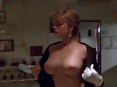 Erika Eleniak Under Siege (Bare-chested) compilation