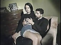 Monica Roccaforte torn up by her priest
