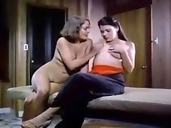 1979 classic porn greased lezzies pussy licking in sauna