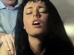 Anita Dark - anal clip from Pretty Damsel (1994) - Rare