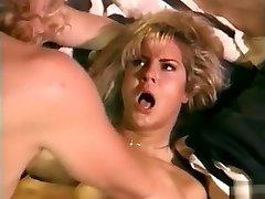 Exotic pornstar in horny vintage, straight sex clamp