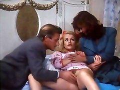 Vintage Italian Threesome