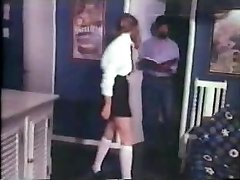 Boning English Schoolgirl !