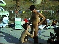 nudist display