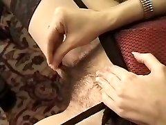 Incredible amateur Vintage, Stockings xxx movie