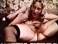 Solo Females, Nudes and Lezzies 29 1970's - Sequence 6