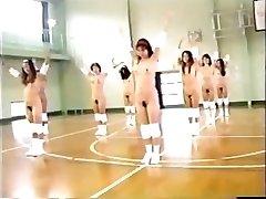Nude Chinese  Gymnasium (Retro)