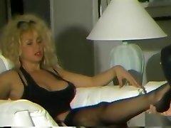 Vintage femdom facesitting trampling