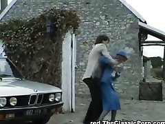 Accident video of hard outdoor sex
