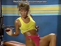Melissa Melendez, Taija Rae, Candie Evans i klassisk porno