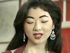 Min Joo Lee vintage Asyalı anal