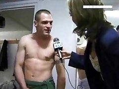 Soyunma Odasında Röportaj