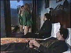 Sexy chick u klasičnom porno film 1