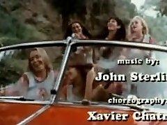 Keršto Cheerleaders - David Hasselhoff classic
