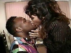 Črna Wannabe Jebe Za Porno Avdicija