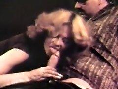 Neticami Amatieru video ar Mazām Krūtīm, Vintage ainas