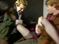 Retro klasika derliaus sekso sudarymas
